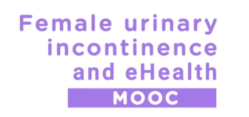 WOMEN-UP presents the MOOC Female urinary incontinence and eHealth